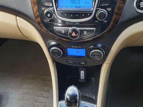2014 Hyundai Verna CRDi 1.6 SX Option AT in Jalandhar