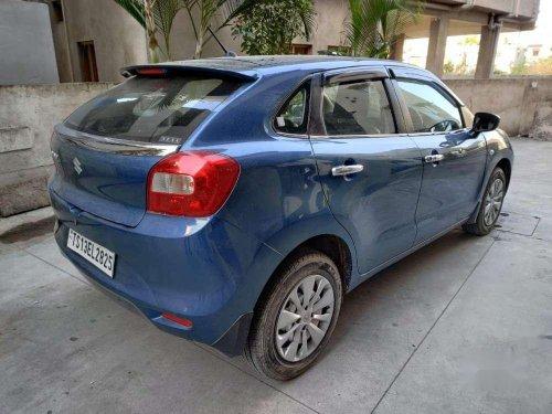 Maruti Suzuki Baleno 2018 Petrol MT for sale in Hyderabad