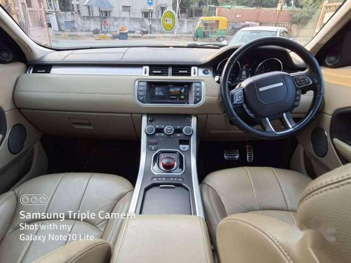 Land Rover Range Evoque, 2015, Diesel AT in Ahmedabad