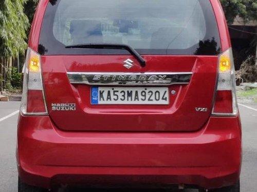2013 Maruti Wagon R Stingray VXI MT in Bangalore