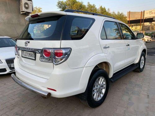2012 Toyota Fortuner 4x2 Manual MT for sale in Ahmedabad