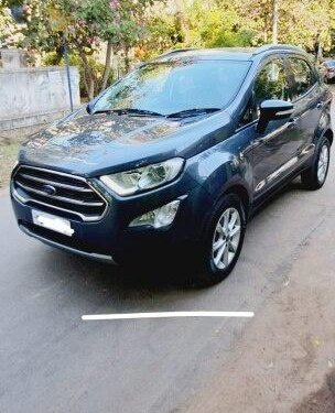 Used 2019 Ford EcoSport MT for sale in Hyderabad