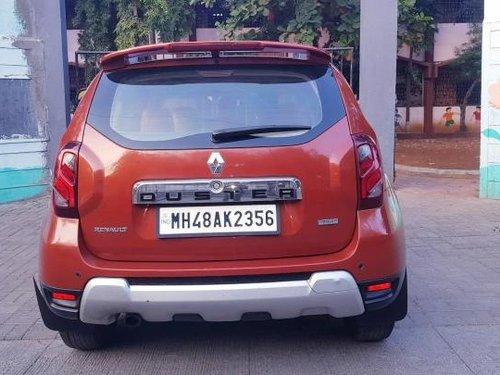 2016 Renault Duster 110PS Diesel RXZ Option MT in Pune