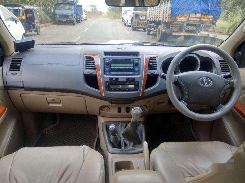 Toyota Fortuner 2011 MT for sale in Mumbai