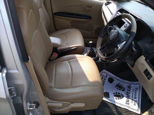 Honda Amaze S Option i-DTEC 2018 MT in Hyderabad