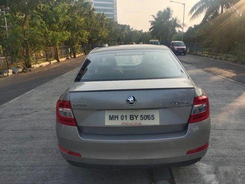 2015 Skoda Octavia Elegance 2.0 TDI AT in Mumbai