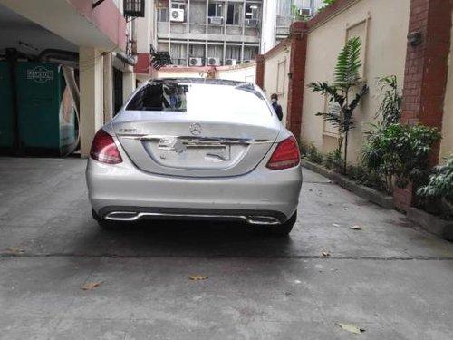 2017 Mercedes Benz C-Class C 220 CDI Avantgarde AT in Kolkata