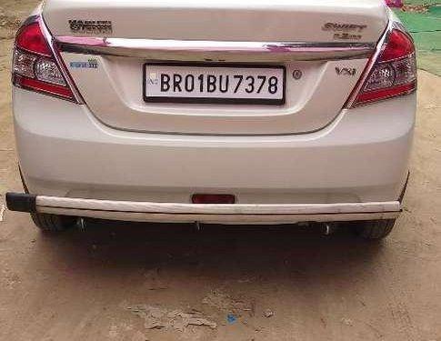 Used Maruti Suzuki Swift Dzire VXI, 2013 MT for sale in Patna