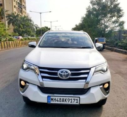 2017 Toyota Fortuner 2.8 4WD AT in Mumbai