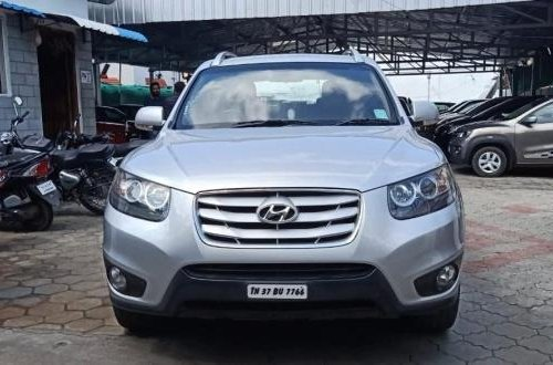 Used 2012 Hyundai Santa Fe 4x4 AT for sale in Coimbatore