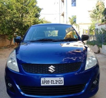 Maruti Suzuki Swift Ldi BSIV 2012 MT in Hyderabad