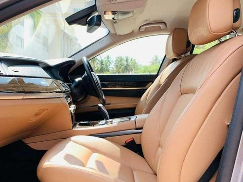 Used 2012 BMW 7 Series AT for sale in Udupi