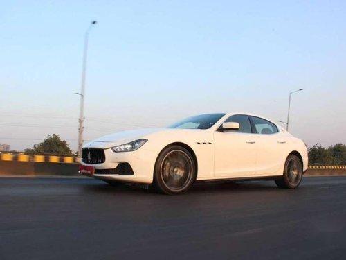 2015 Maserati Ghibli AT for sale in Rajkot