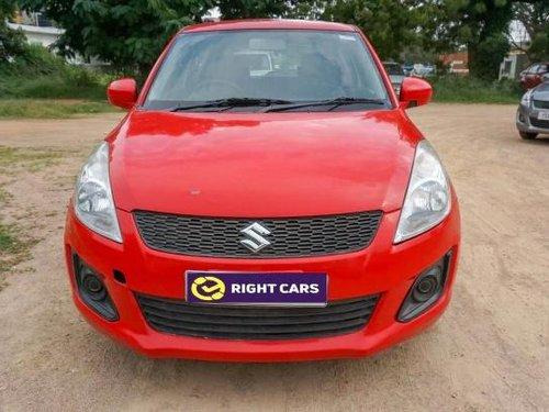 Maruti Suzuki Swift LDI BSIV 2015 MT in Hyderabad