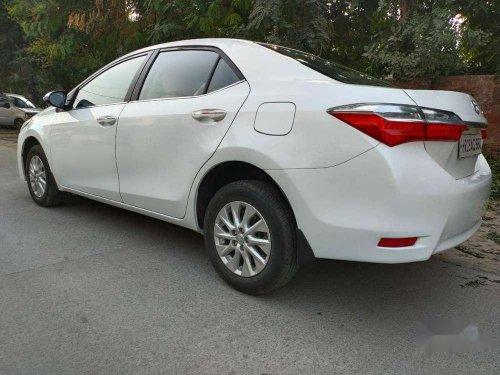 Used 2017 Toyota Corolla Altis MT for sale in Faridabad