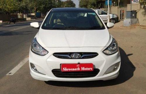 Hyundai Verna 1.6 SX 2014 MT in Ahmedabad