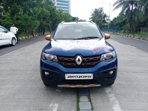 2017 Renault KWID Climber 1.0 MT in Mumbai