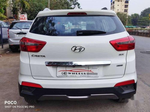 Hyundai Creta 1.6 SX Plus Auto, 2017, Petrol AT in Mumbai-12