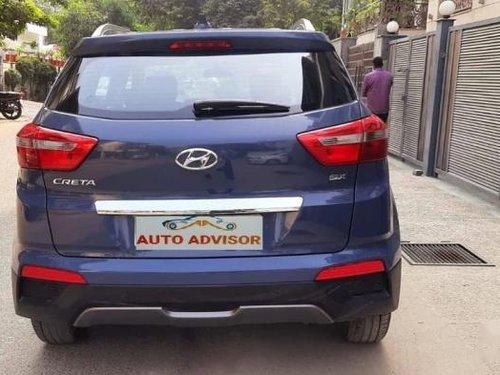 2017 Hyundai Creta 1.6 VTVT SX Plus MT for sale in New Delhi