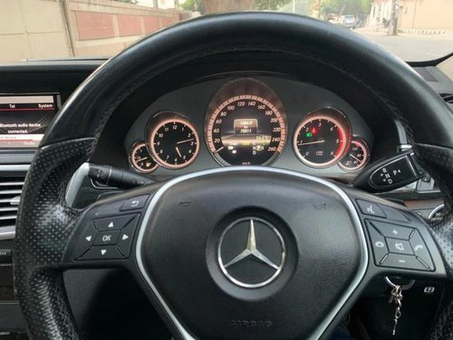 Used Mercedes Benz E Class 2013 AT for sale in Ludhiana