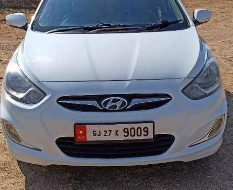 Hyundai Verna 2012 MT for sale in Ahmedabad