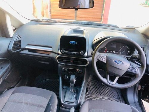 2018 Ford EcoSport 1.5 Petrol Trend Plus AT in Bangalore