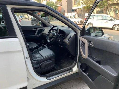 Used 2018 Hyundai Creta MT for sale in Ludhiana