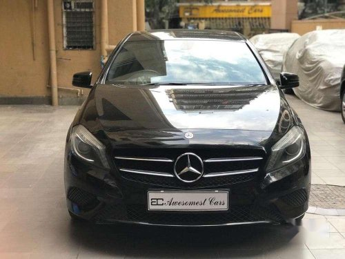 Mercedes-Benz A-Class A 180 CDI Style, 2014, Diesel AT in Mumbai