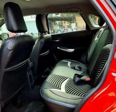 2018 Maruti Suzuki Baleno AT for sale in Mumbai