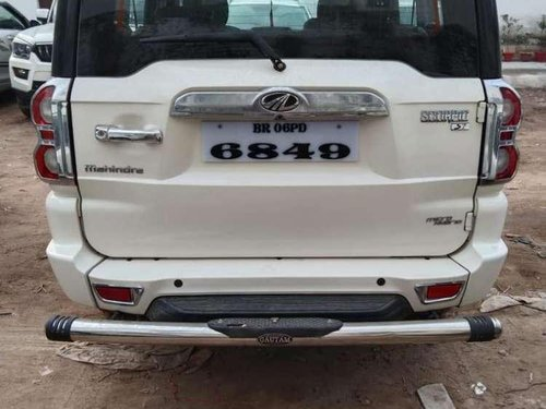 Used Mahindra Scorpio S6 Plus, 2018 MT for sale in Patna