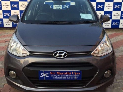 Used Hyundai Grand i10 Sportz 2016 MT for sale in Vijayawada