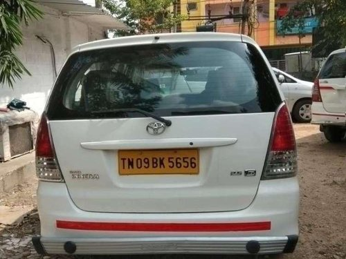 Toyota Innova 2.5 G4 8 STR, 2011, Diesel MT in Chennai