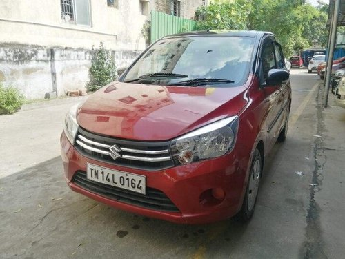 Maruti Suzuki Celerio ZXI 2017 AT for sale in Chennai