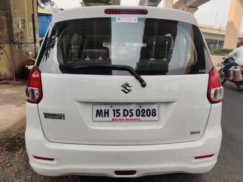 2012 Maruti Suzuki Ertiga ZDI MT for sale in Pune