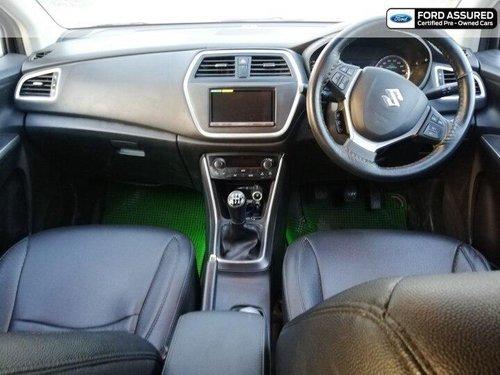 Used Maruti Suzuki S Cross 2018 MT for sale in Aurangabad