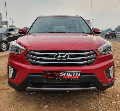 Hyundai Creta 1.6 CRDi SX Plus 2017 MT for sale in Ahmedabad