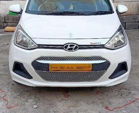 2017 Hyundai Xcent MT for sale in Bangalore
