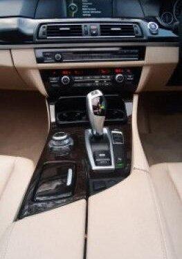 Used 2013 BMW 5 Series 520d Sedan AT in Hyderabad