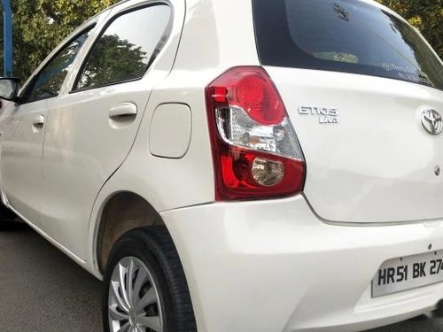 Used Toyota Etios Liva 1.4 GXD 2016 MT for sale in Faridabad