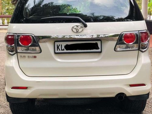 Used 2016 Toyota Fortuner MT for sale in Kottayam