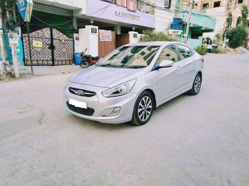 2014 Hyundai Verna 1.6 CRDi SX AT for sale in Hyderabad