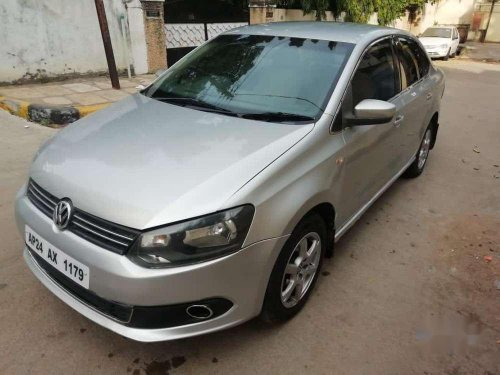 2013 Volkswagen Vento MT for sale in Hyderabad