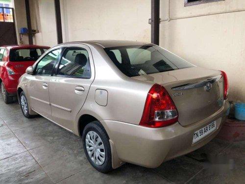 Used Toyota Etios G, 2011 MT for sale in Madurai