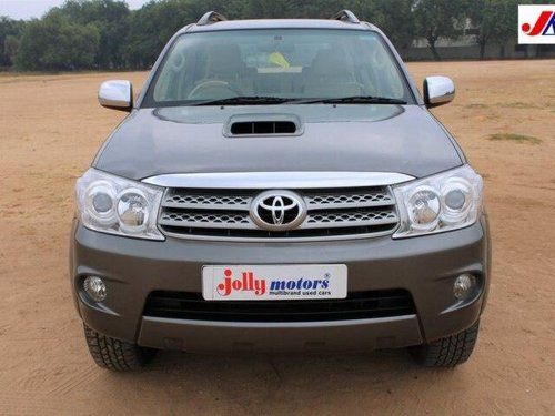2009 Toyota Fortuner 3.0 Diesel MT for sale in Ahmedabad