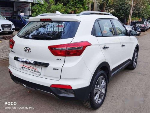 Hyundai Creta 1.6 SX Plus Auto, 2017, Petrol AT in Mumbai
