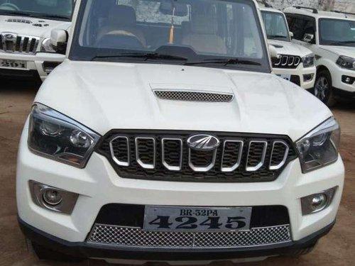 Mahindra Scorpio S6 Plus, 2018 MT for sale in Patna