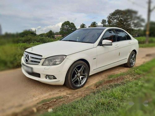 Mercedes-Benz C-Class 220 2010 AT for sale in Thrissur