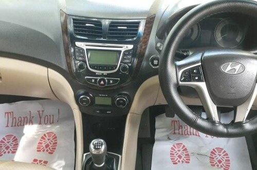 2011 Hyundai Verna 1.6 SX MT in Bangalore