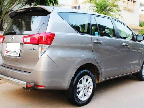 2017 Toyota Innova Crysta AT for sale in Ahmedabad