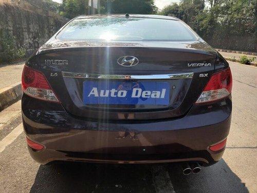 Hyundai Verna 1.6 SX VTVT (O) 2013 MT in Mumbai